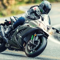 2017 Kawasaki Ninja ZX-10R ABS SuperSport Bike