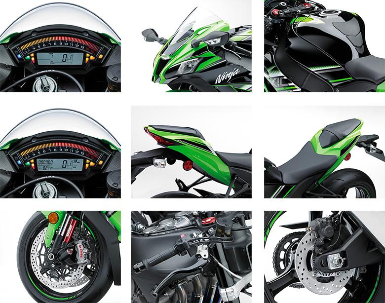2017 Ninja ZX-10R ABS KRT Edition Kawasaki Specs