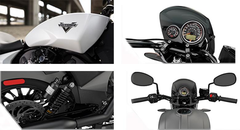 2017 Victory Octane Cruiser Motorcycle Specs