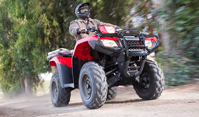 2018 honda 450 atv. unique atv 2018 honda fourtrax foreman rubicon 4x4 utility atv to honda 450 atv