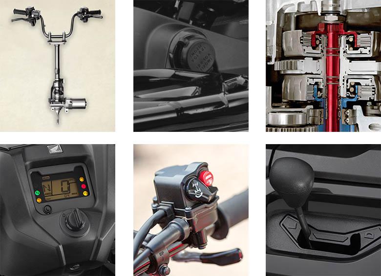 2018 honda rubicon. Fine Rubicon 2018 Honda FourTrax Foreman Rubicon 4x4 Utility ATV Specs Intended Honda Rubicon