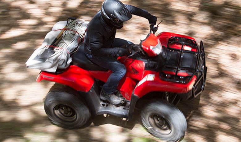2018 Honda FourTrax Foreman Rubicon 4x4 Utility ATV