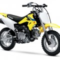 2018 Suzuki DR-Z70 Mini Dirt Bike