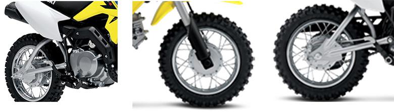 2018 Suzuki DR-Z70 Mini Dirt Bike Specs