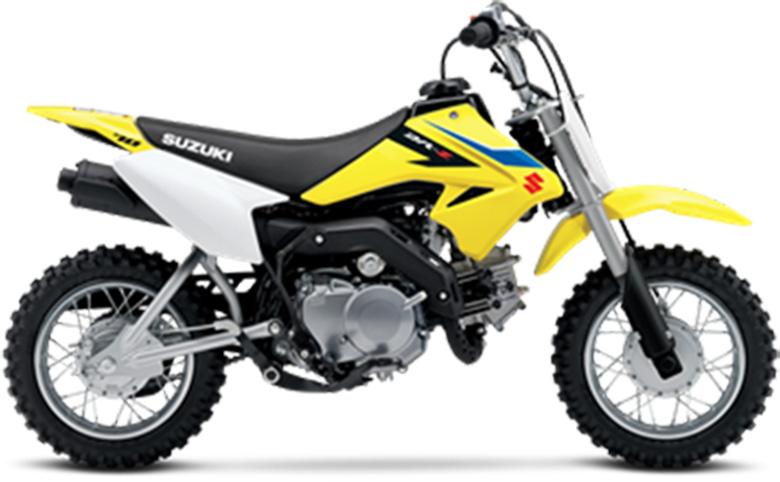 2018 Suzuki DR-Z70 Mini Dirt Bike