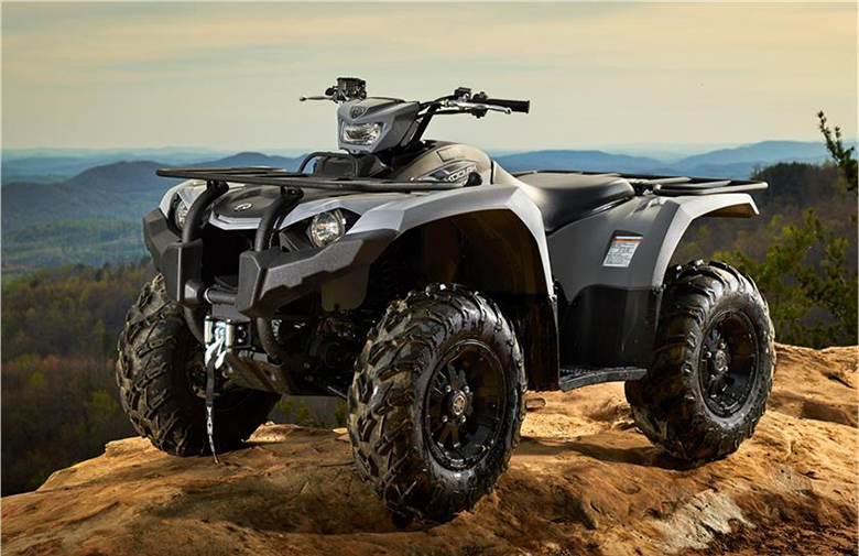 2018 Yamaha Kodiak 450 EPS Utility Quad Bike
