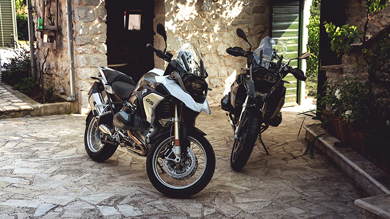 BMW 2017 R1200GS Dual Sports Bike