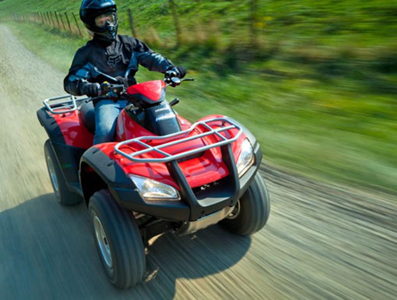 Honda 2018 FourTrax Rincon Utility ATV