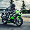 Kawasaki 2017 Ninja ZX-6R ABS KRT Edition Sports