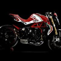 2017 MV Agusta Dragster 800 RC Naked Bike