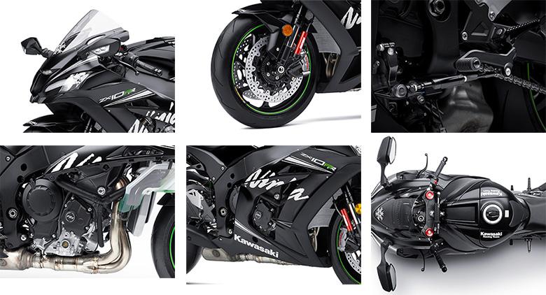 2017 Ninja Zx 10rr Kawasaki Sports Bike Specs Bikes Catalog