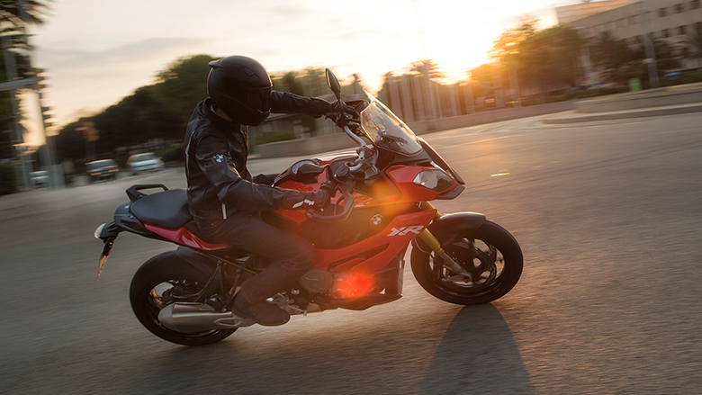 2017 S 1000 XR BMW Adventure Bike