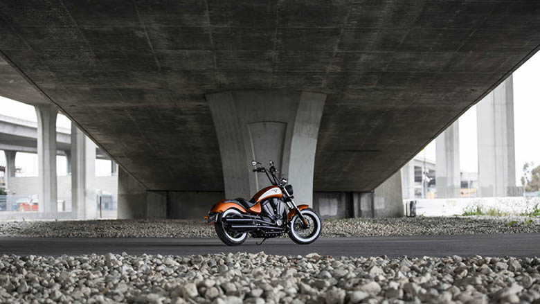 2017 Victory High-Ball Cruiser Motorcycle