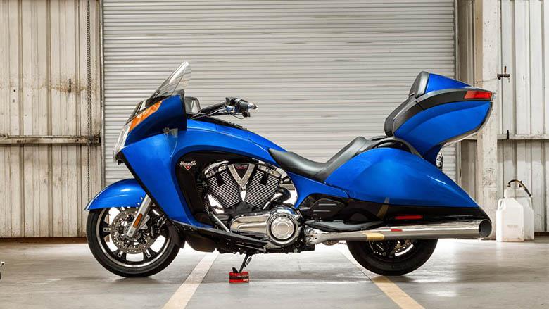 2017 Victory Vision Cruiser Motorcycle