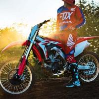 2018 CRF250R Honda Dirt Motorcycle