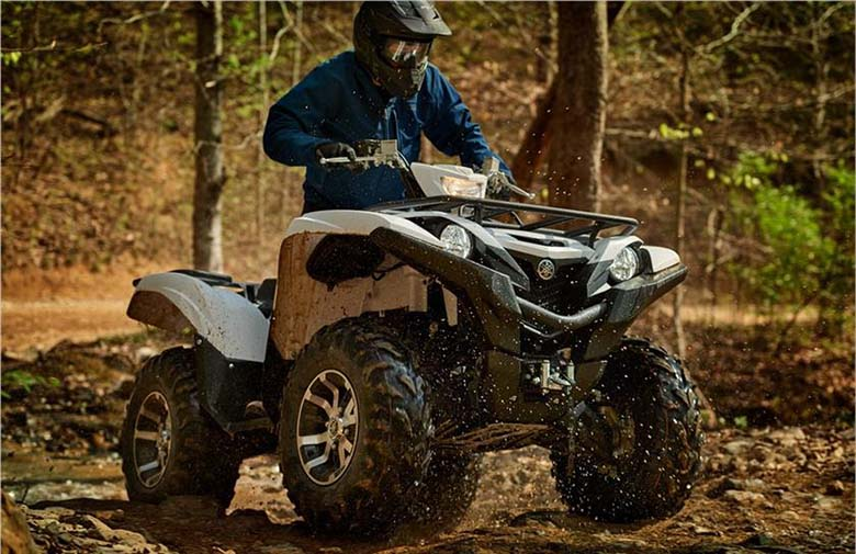 2018 grizzly eps yamaha utility quad bike review bikes for 2017 yamaha grizzly review