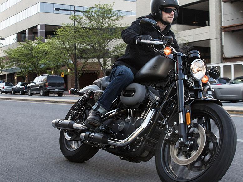 2018 Harley-Davidson Roadster Sportster Ride