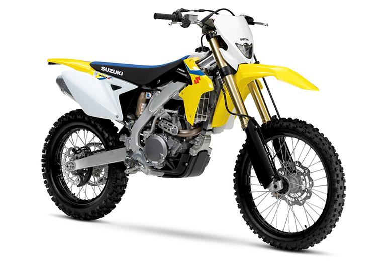 2018 RMX450Z Suzuki Powerful Dirt Bike
