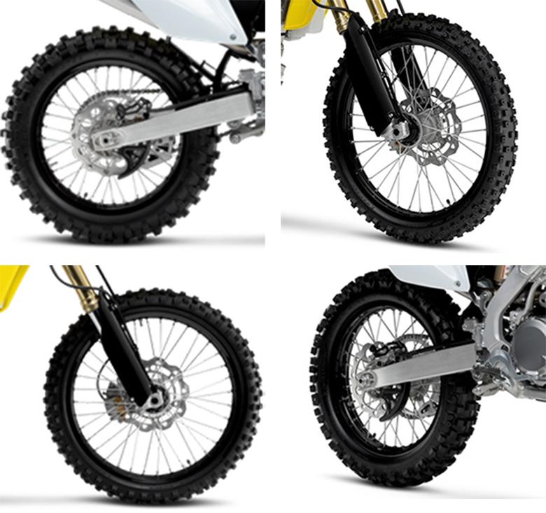 2018 RMX450Z Suzuki Powerful Dirt Bike Specs