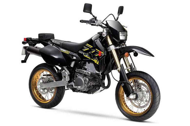 2018 suzuki dr z400sm and dr z400s super moto review. Black Bedroom Furniture Sets. Home Design Ideas