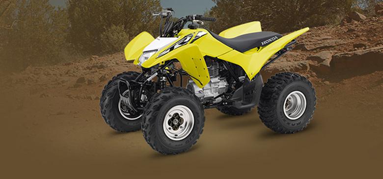 2018 TRX250X Honda Sports Quad Bike