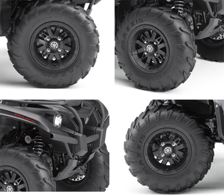 2018 yamaha kodiak 700 eps se utility atv review bikes for Yamaha kodiak 700 review