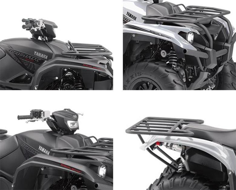 2018 Yamaha Kodiak 700 EPS SE Utility ATV Specs