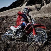 CRF450R 2018 Honda Powerful Dirt Bike