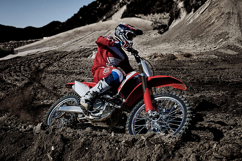 CRF450R 2018 Honda Powerful Dirt Bike