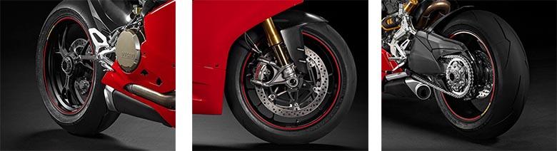 Ducati 2017 1299 Panigale S Super Bike Specs