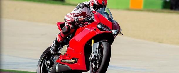 Ducati 2017 1299 Panigale S Super Bike