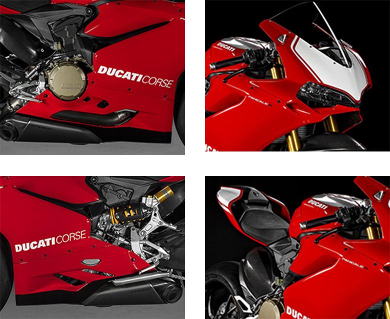 Ducati 2017 Superbike Panigale R Specs