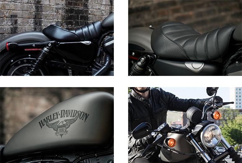 Harley-Davidson 2018 Sportster Iron 883 Specs