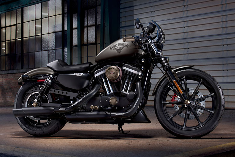 Harley Davidson  Iron  Specs