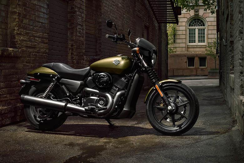 Harley Davidson 2018 Street 500 Cruiser Bike Review