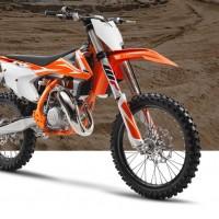 KTM 2018 150 SX Dirt Motorcycle