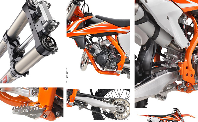 Review Of Ktm 2018 150 Sx Dirt Motorcycle Bikes Catalog