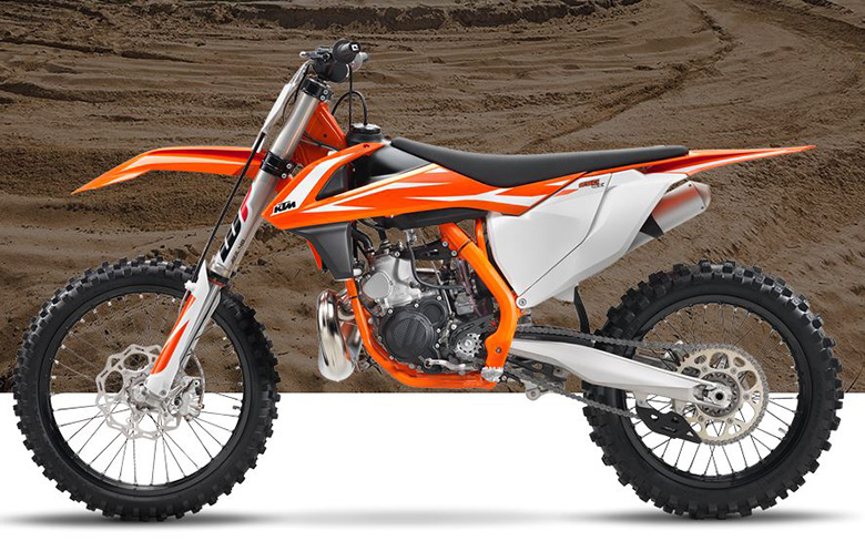Ktm 250 Sx 2018 Dirt Bike Review Specs Pics Bikes Catalog