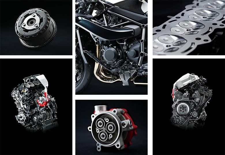 Kawasaki 2017 Ninja H2 Sports Motorcycle Specs