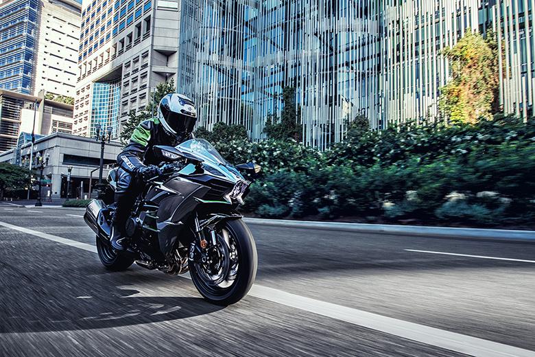 Kawasaki 2017 Ninja H2 Sports Motorcycle