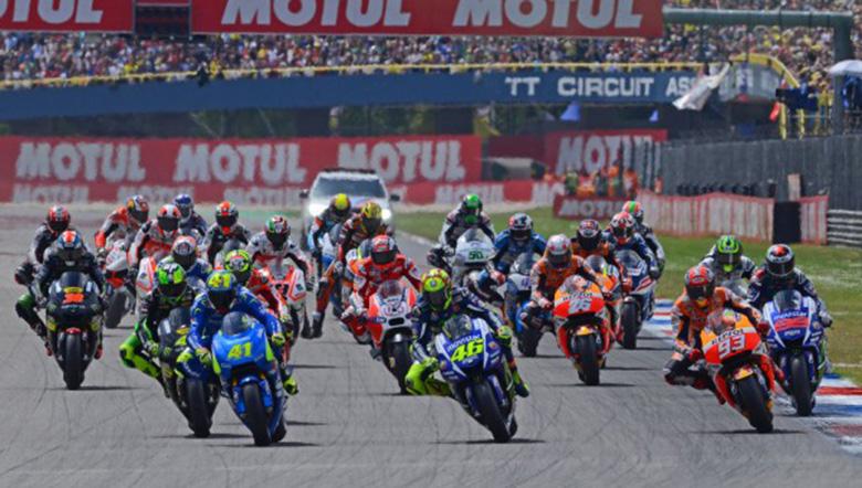 MOTUL TT ASSEN Moto3 Race 2017