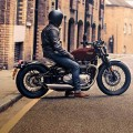 MY17 Triumph Bonneville Bobber Classic Bike