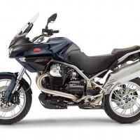 Moto Guzzi 2017 Stelvio 1200 ABS Adventure Bike
