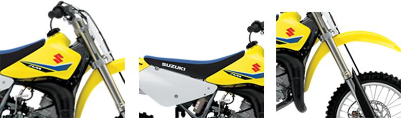 2018 suzuki rm85. perfect 2018 suzuki 2018 rm85 dirt bike specs in suzuki rm85