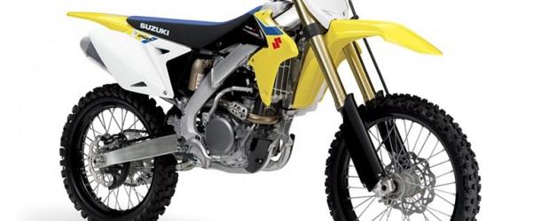 Suzuki RM-Z250 2018 Dirt Bike