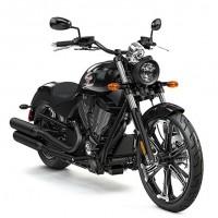Victory 2017 Vegas 8-Ball Cruiser Motorcycle