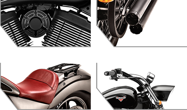 Victory 2017 Vegas 8-Ball Cruiser Motorcycle Specs