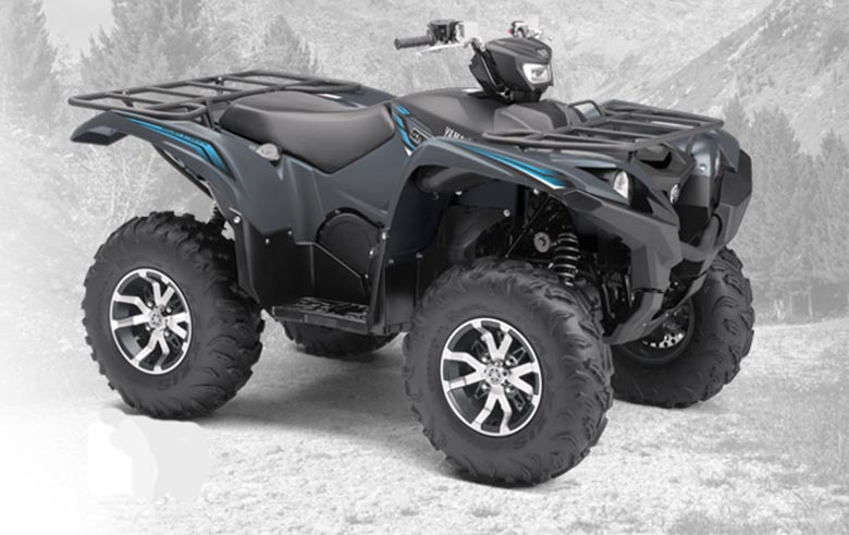Yamaha grizzly eps se 2018 utility quad bike review for 2017 yamaha grizzly review