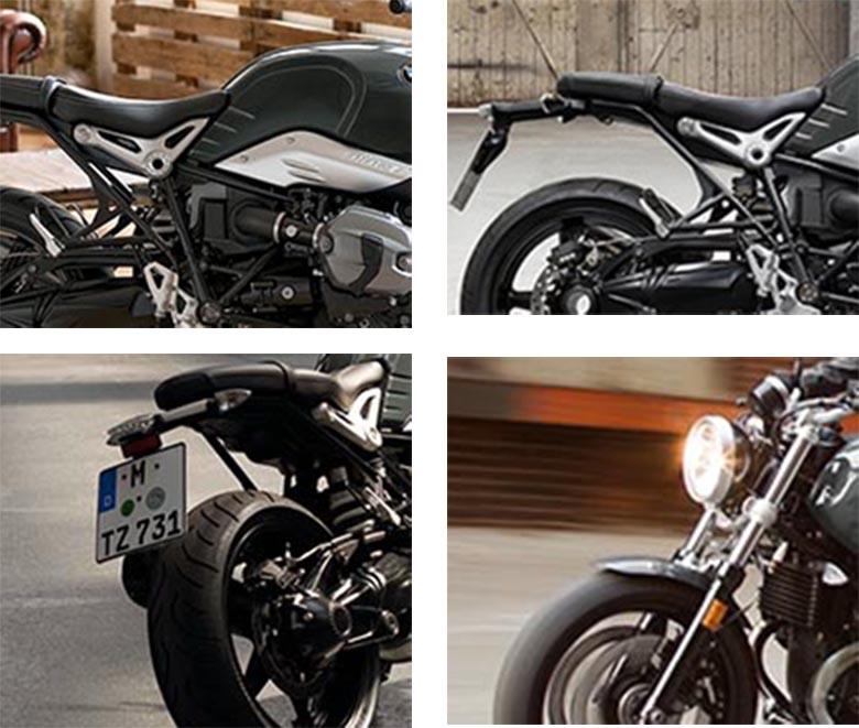 2017 bmw r ninet pure heritage motorcycle review. Black Bedroom Furniture Sets. Home Design Ideas