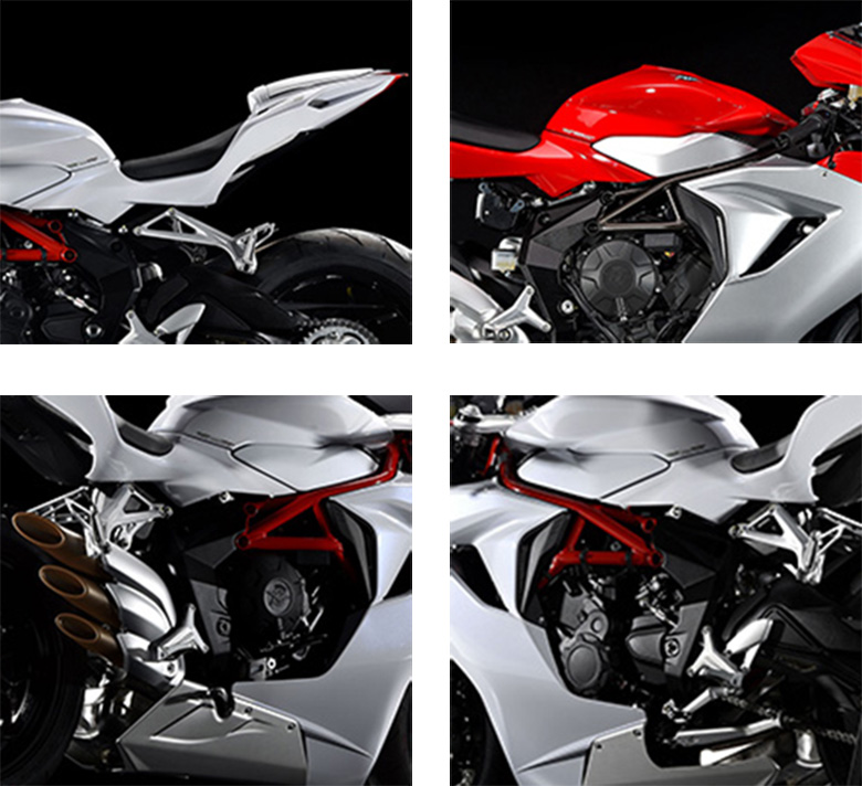 2017 MV Agusta F3 675 Sports Bike Specs